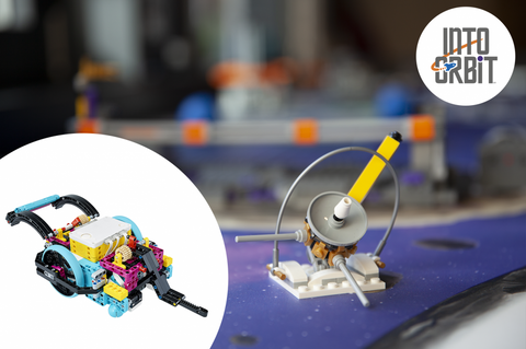 Bilde av LEGO Education SPIKE Prime i Verdensrommet