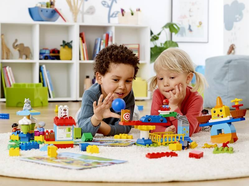 LEGO® Education STEAM parken