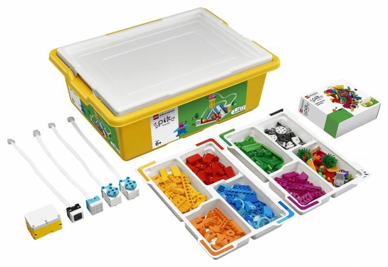 LEGO® Education SPIKE™ Essential klassesett (10 elever)